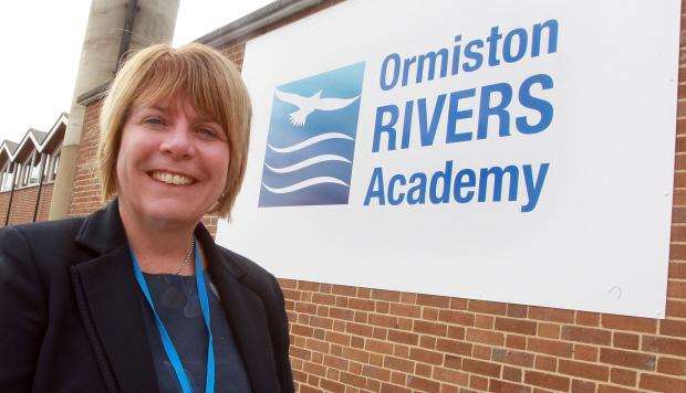 Joan Costello, principal of Ormiston Rivers Academy, has met with Maldon District Council officers about the prospect of having public sports facilities at the school