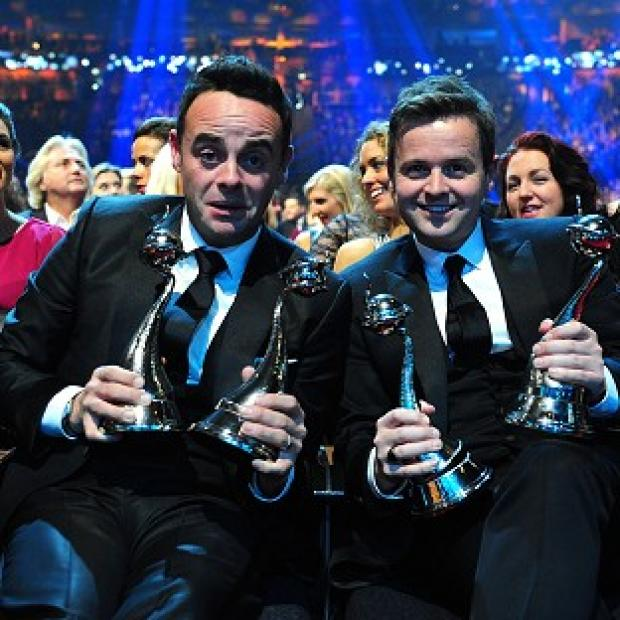 Maldon and Burnham Standard: Ant and Dec celebrate with their National Television Awards
