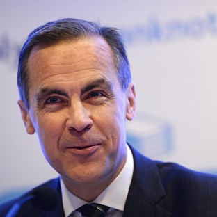 No need for rates rise - Carney