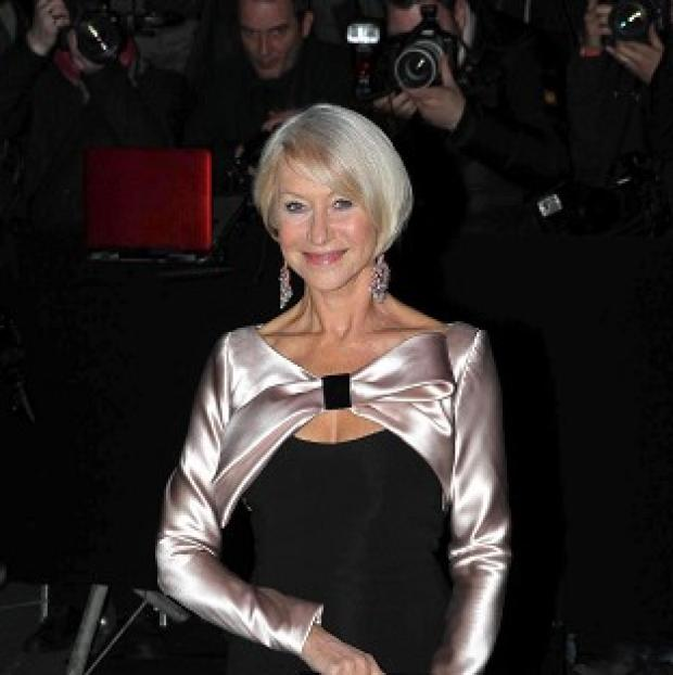 Maldon and Burnham Standard: Dame Helen Mirren is to be honoured with the Bafta Fellowship award at this year's ceremony