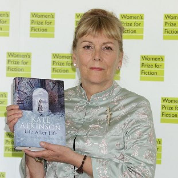 Maldon and Burnham Standard: Kate Atkinson is the favourite among five authors shortlisted for the Costa Prize