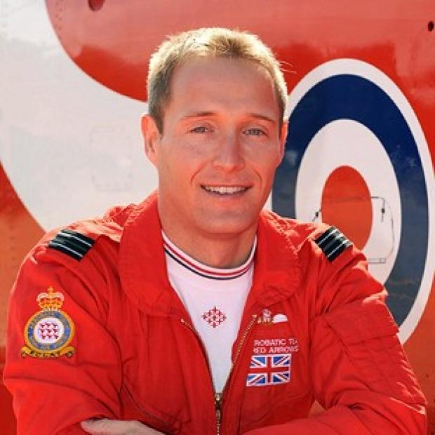 Maldon and Burnham Standard: Red Arrows pilot Flight Lieutenant Sean Cunningham died after he was ejected from his cockpit while on the ground
