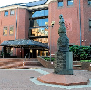 A man will go on trial at Birmingham Crown Court this afternoon charged