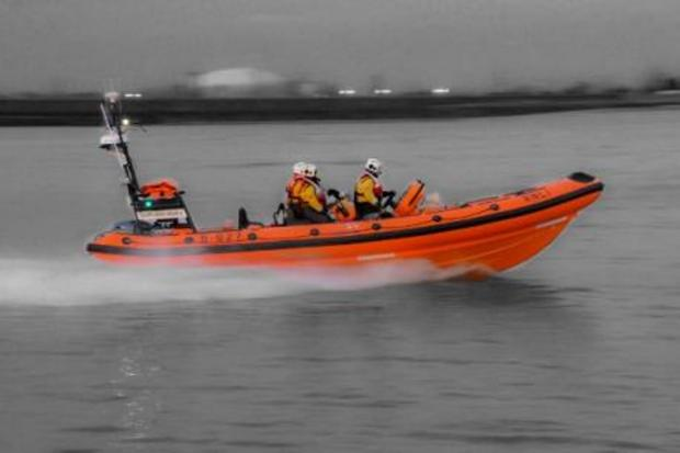 Lifeboat crews had a busy year last year