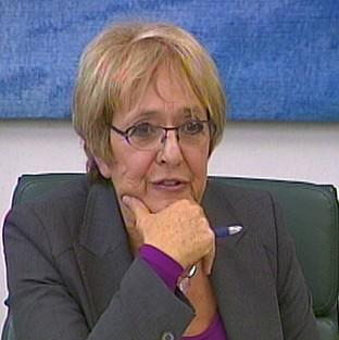 Margaret Hodge MP said it was 'clear' that the Charity Commission is not fit f