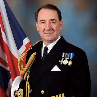 Maldon and Burnham Standard: Admiral Sir George Zambellas, the First Sea Lord (MoD/PA)