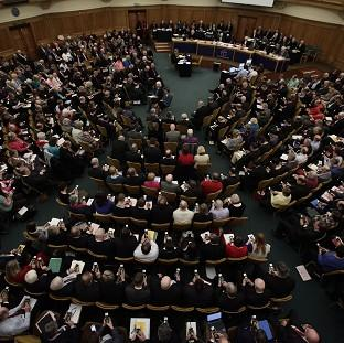 The Church of England's General Synod is to vote on a fast-track scheme for women bishops
