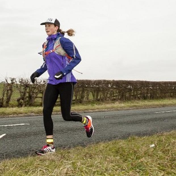 Maldon and Burnham Standard: Susie Stephen is aiming to run, cycle and travel by passenger ferry from the UK to Easter Island. (World Reach PR/PA)