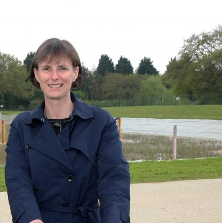 Chief Executive of Essex & Suffolk Water, Heidi Mottram