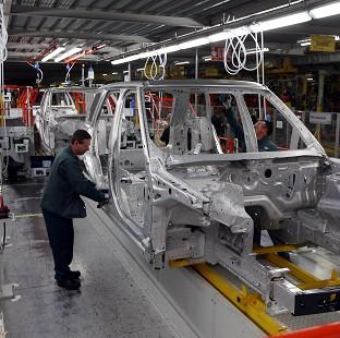 Jaguar Land Rover's (JLR) plant in Solihull has started a jobs expansion that could bring the total number of employees there to almost 8,000.