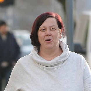 Deirdre Kelly known as White Dee, has told told of the