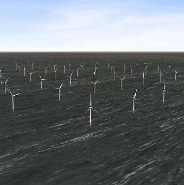 Maldon and Burnham Standard: London Array's wind farm is the biggest of its kind in the world (PA/London Array)