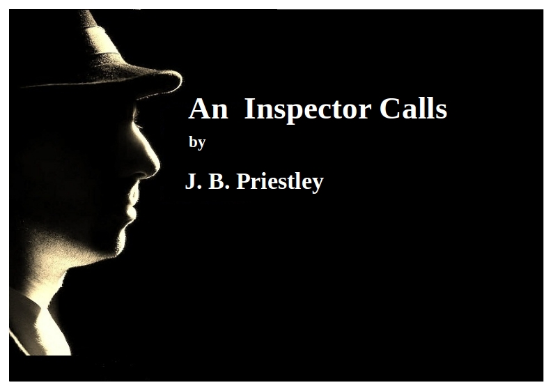 Detective play being performed in South Woodham Ferrers