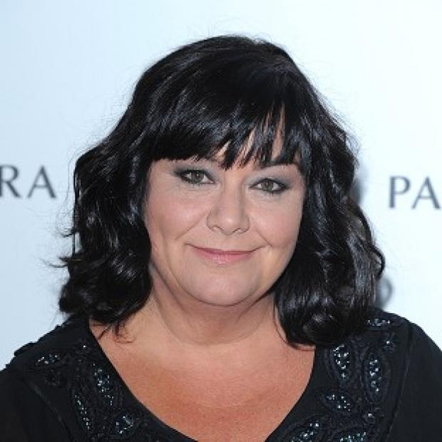 "Maldon and Burnham Standard: Dawn French is ""sick with excitement"" about her solo tour."