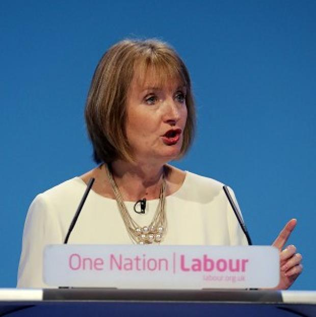 Maldon and Burnham Standard: Harriet Harman has been under fire over links a civil rights organisation she worked for in the 1970s had with PIE