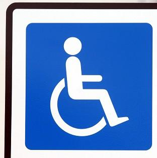 Disabled peopl