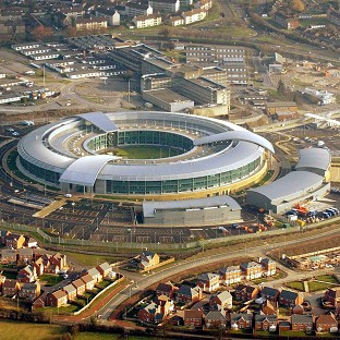 GCHQ 'harvested webcam images'