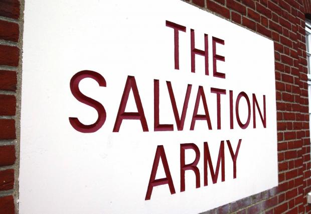 Salvation Army volunteers to collect donations in Colchester in September
