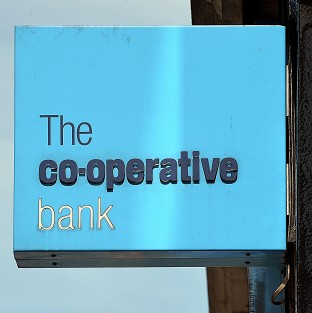 Co-operative Bank customers have been promised that the lender is improving its finances.