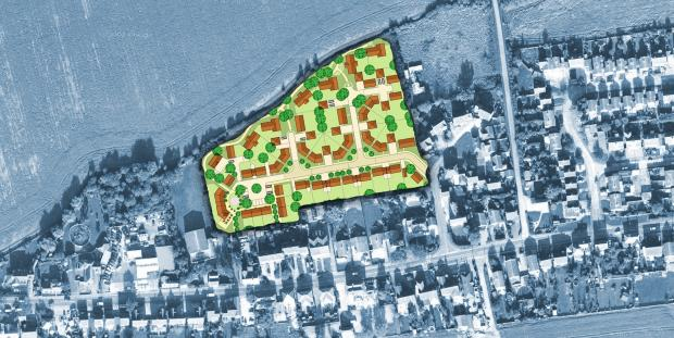Fifty homes in Latchingdon set for approval