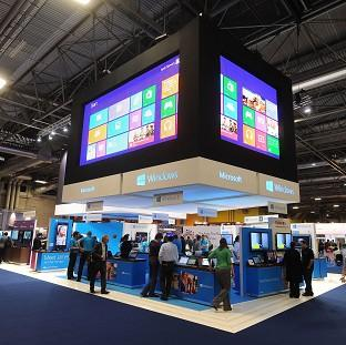 The NEC in Birmingham hosts events such as the Gadget Show Live