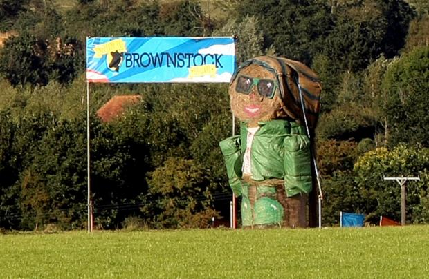 Brownstock festival takes place at Morris Farm in Stow Maries
