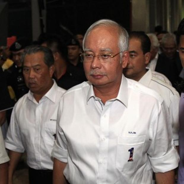Maldon and Burnham Standard: William Hague has offered UK help to Malaysian PM Najib Razak and authorities investigating a missing flight. (AP Photo/Lai Seng Sin)
