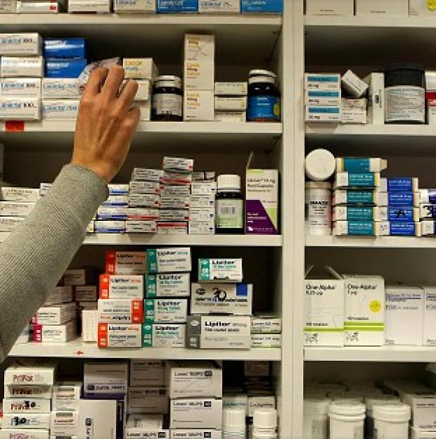 Maldon and Burnham Standard: The single prescription charge in England will increase over the next two years