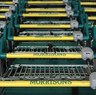 Morrisons has posted an a