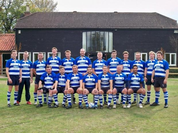 Maldon and Burnham Standard: Maldon Rugby Club are supporting Sport Relief