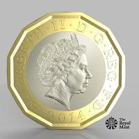 Maldon and Burnham Standard: The new one pound coin announced by the Government will be the most secure coin in circulation in the world (HM Treasury/PA)