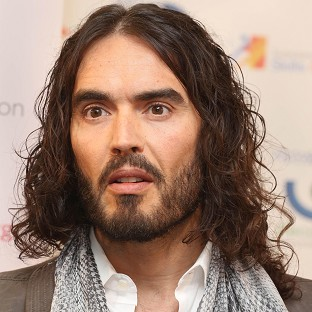 Russell Brand said nobody is helped by drugs being illegal