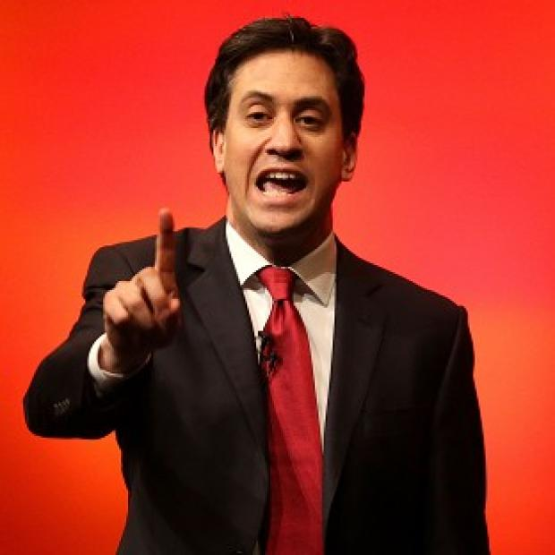 Maldon and Burnham Standard: Labour leader Ed Miliband said he wants to check the detail of the Government's pension reform plans