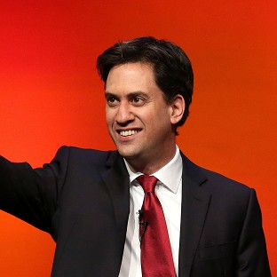 Ed Miliband says the 2015 general election will be a