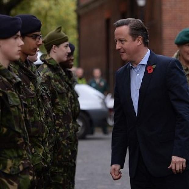 Maldon and Burnham Standard: MPs have warned David Cameron against any further cutbacks to Britain's armed forces