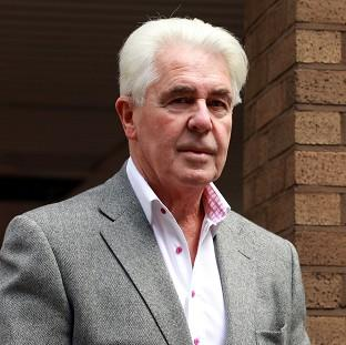 Maldon and Burnham Standard: Publicist Max Clifford arrives at Southwark Crown Court where he is accused of a total of 11 counts of indecent assault against seven women and girls