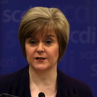 Nicola Sturgeon said reports that