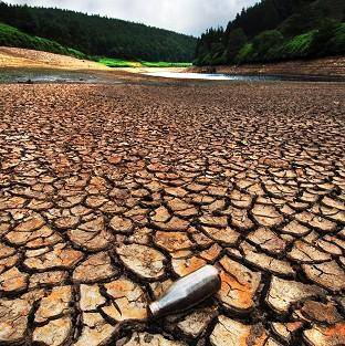 The report on the impacts of climate change said rising temperatures are expected to lead to more droughts and heatwaves
