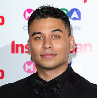 Ricky Norwood plays Fatboy in the BBC soap