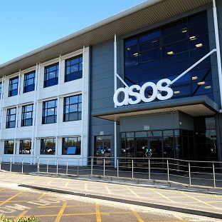 ASOS profits plunge by 22%