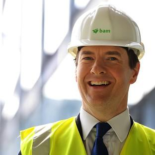 Maldon and Burnham Standard: Chancellor George Osborne says Britain is going to have the most competitive export finance in Europe