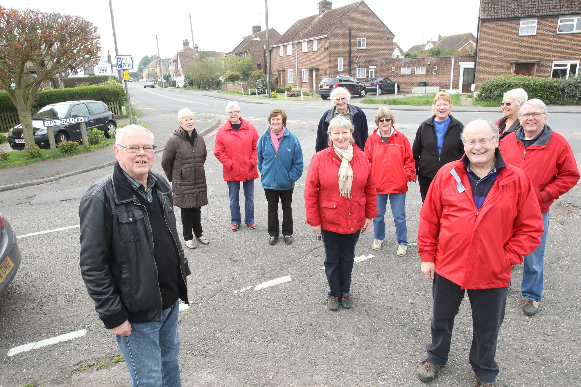Villagers are pleased with the decision for homes in Heybridge Basin