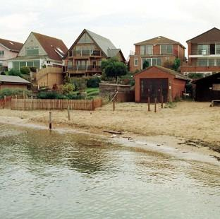 The residents of Sandbanks, Poole are complaining about stag and hen parties, an MP said.