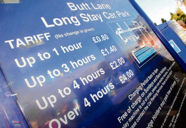 Prices could rise in Maldon's car parks