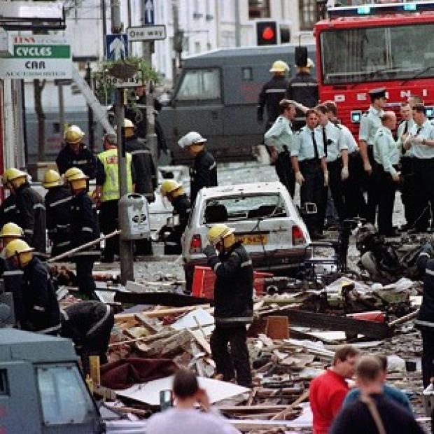 Maldon and Burnham Standard: The Omagh bomb in August 1998 killed 29 people