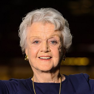 Angela Lansbury is honoured for her long career on stage and in TV and films