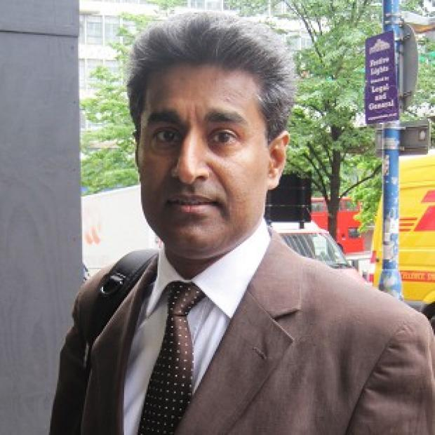 "Maldon and Burnham Standard: Raj Mattu was ""vilified and bullied"" by the University Hospital of Coventry and Warwickshire NHS Trust, according to his lawyers"