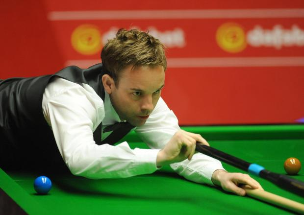 Carter's Crucible dream is ended by Selby