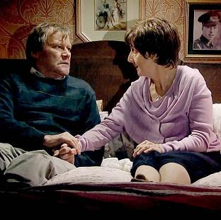The Lark Ascending was played during the final scenes of Hayley Cropper on Coronation Street