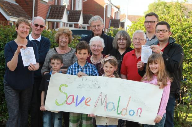 Save Maldon Action Group are among residents' groups worried about the current plans for new homes